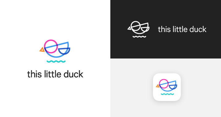 This Little Duck - Logo